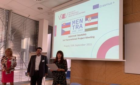 Mezinárodní setkání řešitelů projektu MENTRA